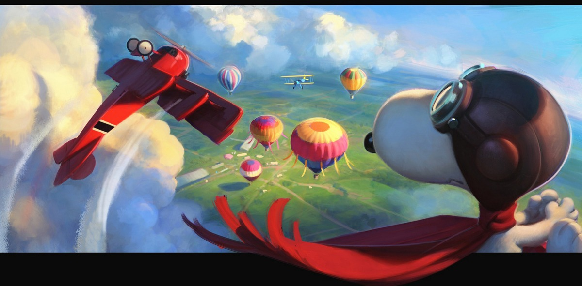 ۳۴_۲۵_SNOOPY-AND-RED-BARON3-1