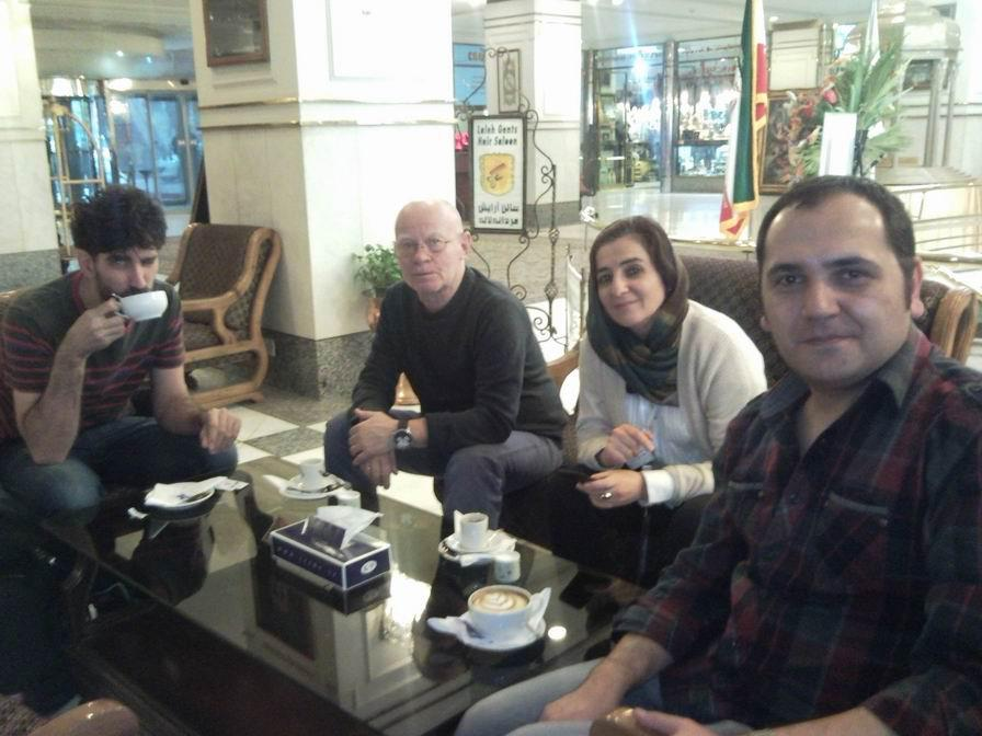 8th tehran animation festival jury members in national museum_ (18)