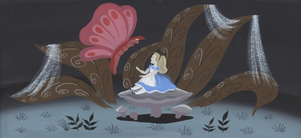 Bonhams_Mary-Blair-concept-painting-from-Alice-in-Wonderland-620x286