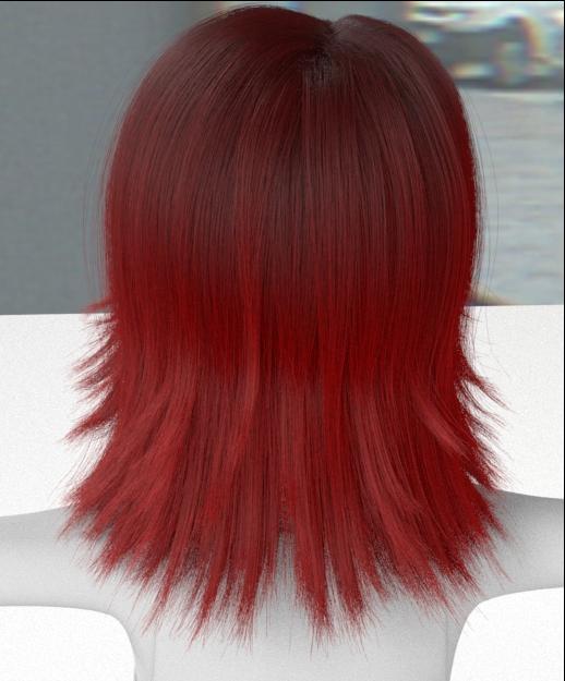 OceaneRabais_Hair1