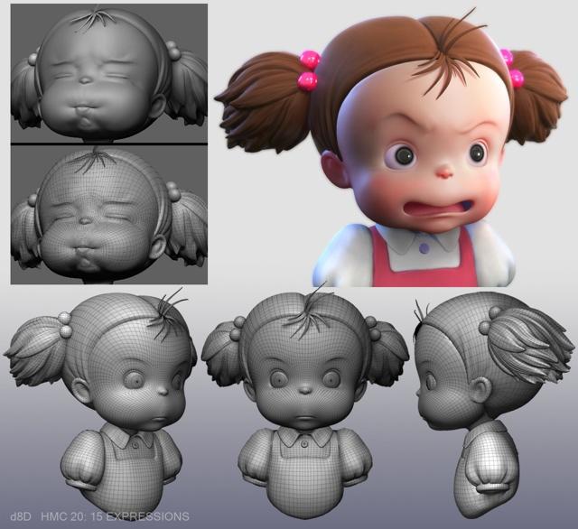 Studio Ghibli_3D_Puyanama_Mei_ (3)