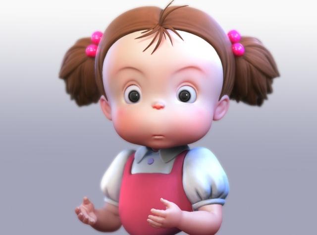 Studio Ghibli_3D_Puyanama_Mei_ (4)