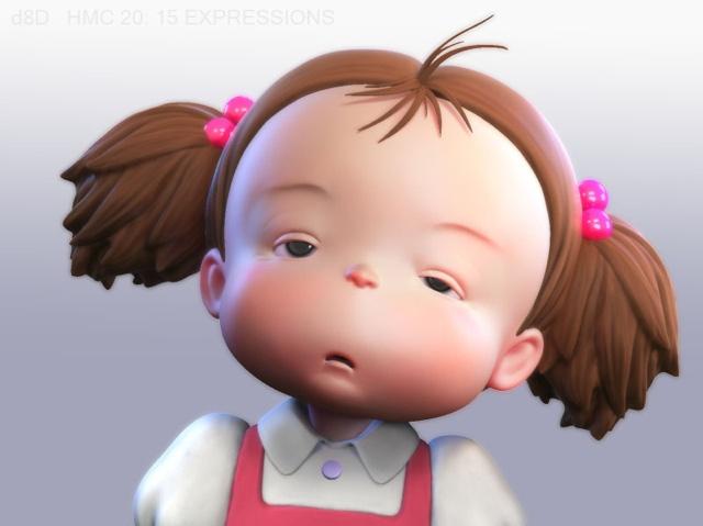 Studio Ghibli_3D_Puyanama_Mei_ (6)