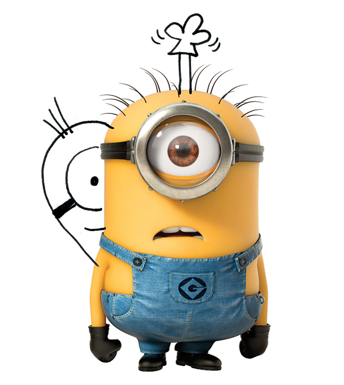 THE ART OF DESPICABLE ME 2-Puyanama- (10)