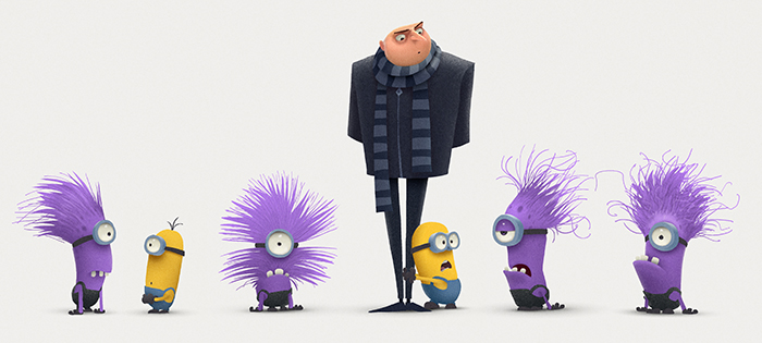 THE ART OF DESPICABLE ME 2-Puyanama- (4)