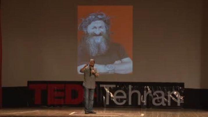 TedxTehran_BahramAzimi_Puyananama