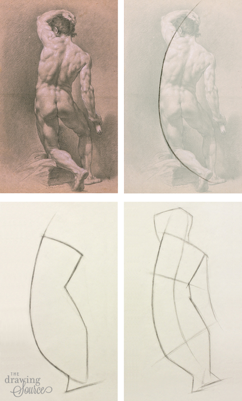 drawing-figures-gesture-drawing