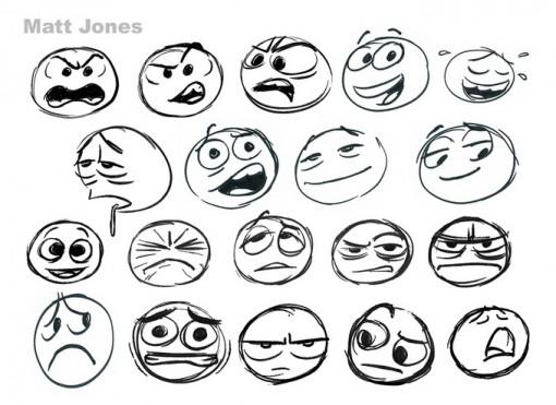 facebook-matt-jones-emoticons-puyanama