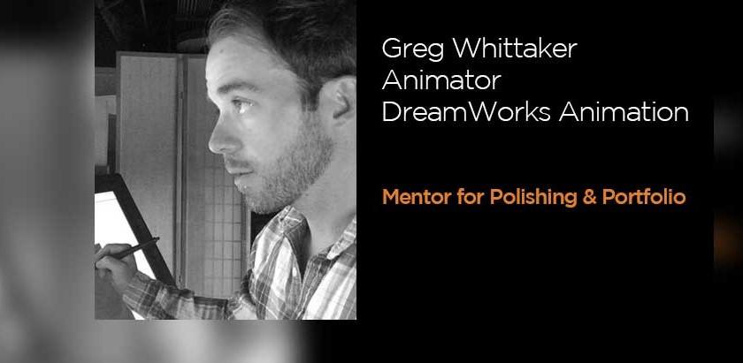 پنج نکتهی جالب آموزنده حرفهای از انیماتورِ دریمورکز: گرِگ ویتاکرGreg Whittaker