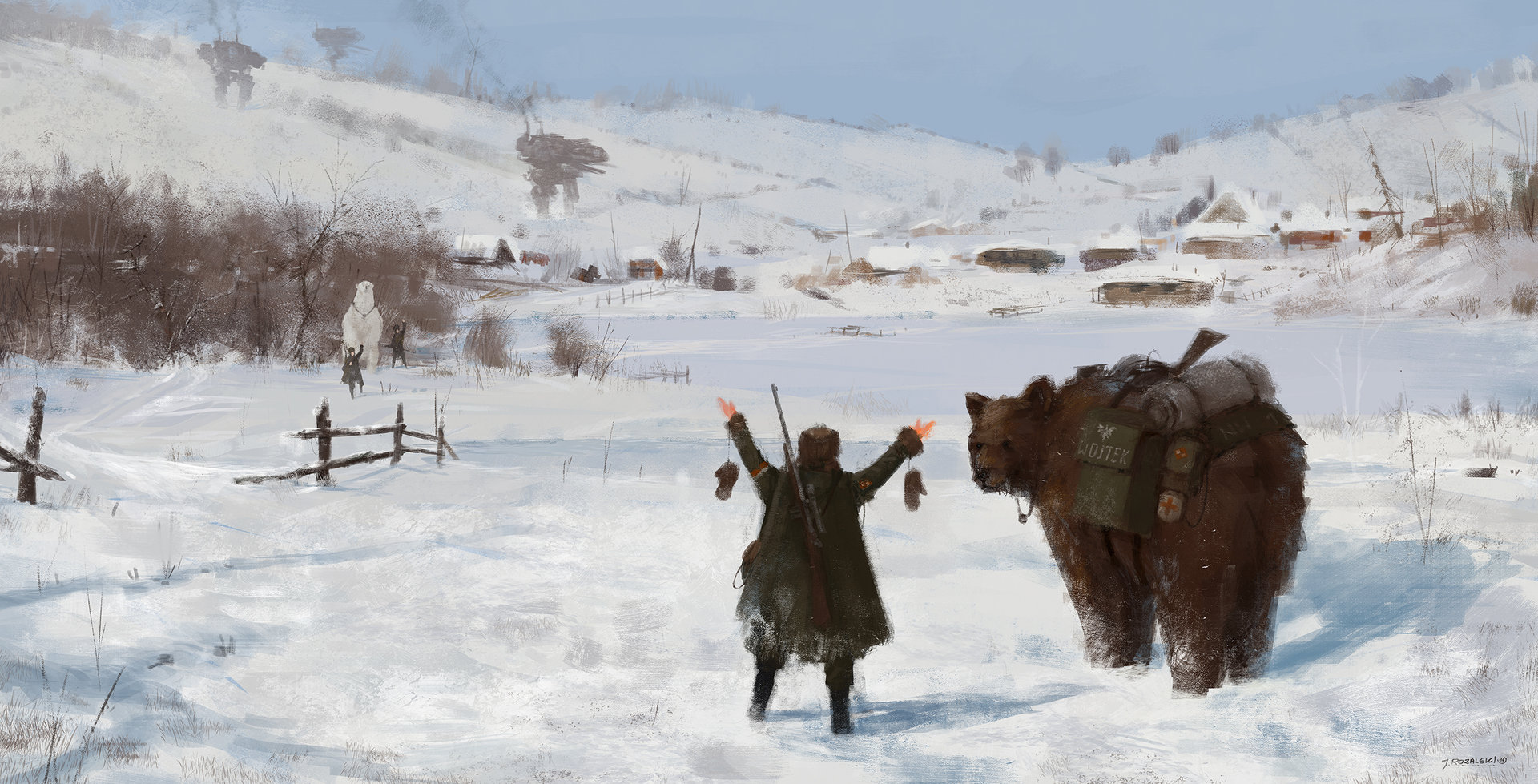 jakub-rozalski-1920-going-homesmall